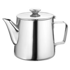 Walco Stainless 9-236AW Saturn™ S/S 12 Oz. Tea Pot without Base