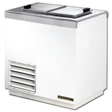 True® THDC-2SF Horizontal 4.5 Cu. Ft. Ice Cream Dipping Cabinet