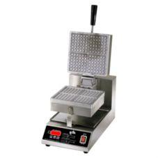 """Star® SWB8SQE-120V 8"""" Single Square Belgian Waffle Baker"""