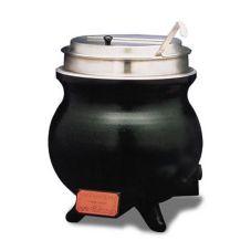 APW Wyott CWK-1 PKG Heavy Duty Aluminum 11 Qt Soup Cooker & Warmer