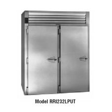 Traulsen R-Series RRI232LPUT-FHS 2-Section Roll-Thru Refrigerator