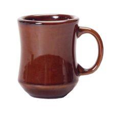 Tuxton® BAM-0806 9 Oz. Caramel Princess Mug - 24 / CS