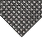 NoTrax® 065-340 Challenger® 3' x 5' Black Floor Mat