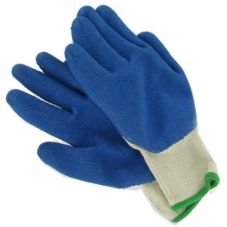 Wells Lamont Y9243M FlexTech Medium White Poly / Cotton Glove - Pair