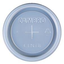 Cambro CLNT8190 Disposable Lid for Newport Tumbler #NT8 - 1000 / CS