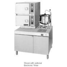 Cleveland Range Steam Coil Steamer/Kettle Combination
