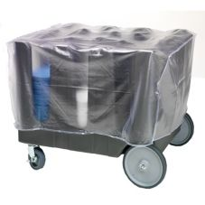 Vollrath® ADVC Traex® Adjustable Vinyl Cover for Dish Caddy