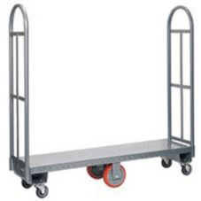 "Win-Holt® 3060PU Single Platform 30"" x 60"" Utility Cart"