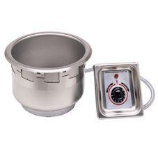 APW Wyott SM-50-11 Electric 11 Qt. Drop-In Food Warmer w/ E-Z Lock