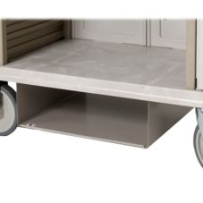 Metro® Under Deck Glass Rack Holder Shelf for Lodgix™ Carts