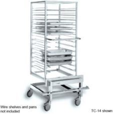 Blodgett S/S 10 Shelf Transport Cart