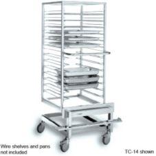 Blodgett Oven and Steam TC-10 S/S 10 Shelf Transport Cart