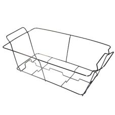 Maryland Plastic CR24121 Large Wire Full-Size Chafing Rack - 24 / CS