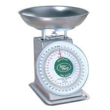 Yamato Accu-Weigh® 40 Lb Circular Platform Mechanical Dial Scale