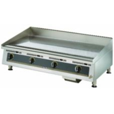 "Star® 848TSCHSA Ultra-Max® 48"" Chrome Gas Griddle"