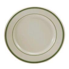 """Buffalo® F1500002156 Saratoga 11-1/8"""" Round Plate - 12 / CS"""
