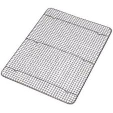 J.B. Prince B966 Chrome Steel Full-Size Grate for Bun Pan