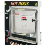 Star® 174SGA Sneeze Guard for 174CBA / 174SBA Broil-O-Dog