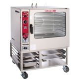 Blodgett Gas Counter / Stand Combi Boilerless Single Oven Steamer