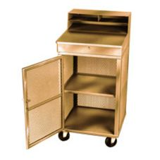 Win-Holt® OTE-2224 Open Base Mobile Stand-Up Receiving / Shop Desk