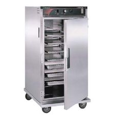 CresCor® H-137-SUA-9D Intermediate Height Mobile Heated Cabinet