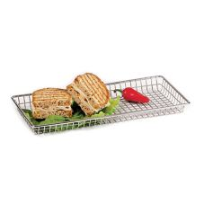 "9-1/4"" x 6-3/4"" S/S Wire Tray / Basket"