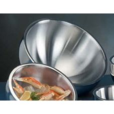 American Metalcraft AB14 S/S 360 Oz Angled Double-Wall Insulated Bowl