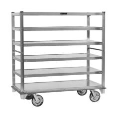 CresCor® 271-61-5927-CM Correctional Queen Mary 6-Shelf Cart