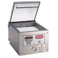 Berkel 250 Table Model Vacuum Packaging Machine With 6CMH Busch Pump