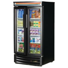 True GDM-14RF Glass Swing Door 14 Cu Ft Radius Front Refrigerator