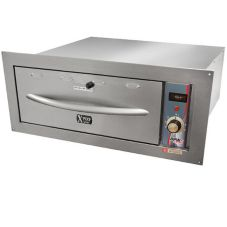 APW Wyott 120V Built-In Double Holding Drawers, HDD-2B
