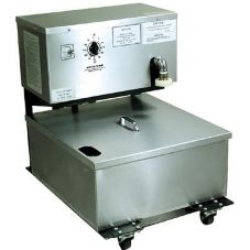 Frymaster MF90AU/110 Mobile Suction Drain 110 Lb Capacity Fryer Filter