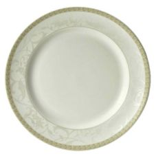 "Steelite 9019C356 Antoinette Vogue 12-1/2"" Plate - 6 / CS"