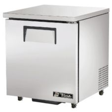 True® TUC-27F-ADA 2-Shelf 6.5 Cu Ft Undercounter Freezer