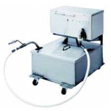 Dean® MF90U/110 MicroFlo Mobile 110 Lb. Fryer Filter System