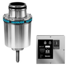 Salvajor 300-SA-3-ARSS-LD Disposer with Sink Assembly / Disconnect