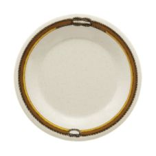 "G.E.T. WP-5-RD Diamond Rodeo 5-1/2"" WR Melamine Plate - 48 / CS"