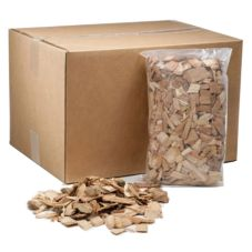Alto-Shaam® WC-22543 17 Lb. Bulk Pack of Apple Wood Chips