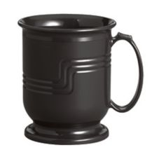 Cambro® MDSM8110 Black Shoreline Collection 8 Oz. Mug - 48 / CS