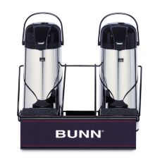 BUNN® 25371.0001 APR-2 Single Level Serving Rack for 2 Airpots