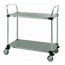 """Metro® MW104 18"""" x 30"""" MW100 Series Standard Duty Utility Cart"""