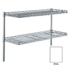 Metro® 1236CSNW Super Erecta® 12 x 36 White Cantilever Shelf