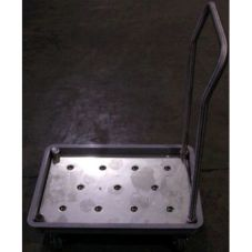 Skewer Transportation Roller Tray Assembly for CR-28/CR-32 Ovens