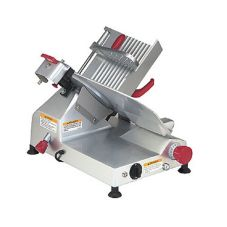 Berkel 827A Gravity Feed Meat / Cheese Slicer With Knife Sharpener