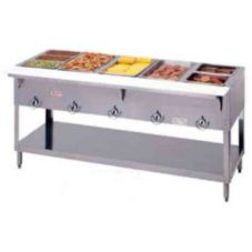 Duke Mfg 305 Hot Food Steamtable With Legs And Undershelf