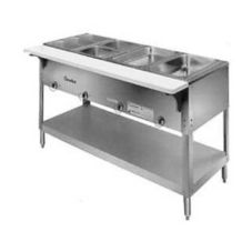 Duke Mfg E304 Hot Food Electric Steam Table With 4 Openings