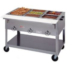 Duke Mfg EP303 Aerohot Portable Electric Steamtable