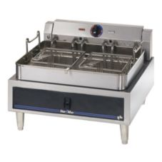 Star® Mfg. Star-Max® 30 lb Elec. Countertop Fryer w/ 2 Baskets