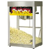 Star® 39S-A Jet Popcorn Popper Machine with Stainless Finish