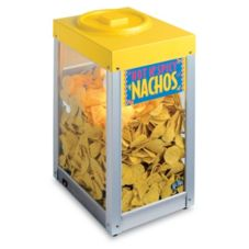 Star® Mfg. Nacho Chip Merchandiser / Warmer w/ 7 lb Capacity